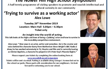 The Nower Hill High School Symposium