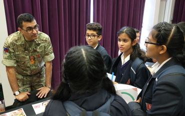 Nower Hill High School Careers Fair