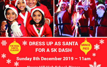 The Santa Dash 2019