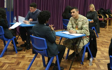 Year 10 Mock Interview Event January 2020