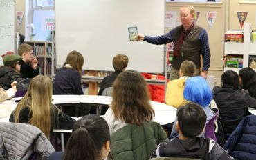 World Book Day Author Visit