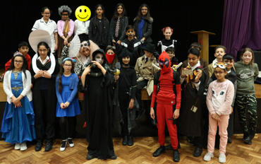 World Book Day Costume Competition