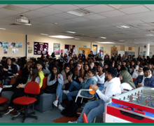 Y13 leavers assembly