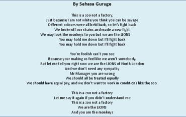 Outstanding Work, Sehasa Guruge Y8