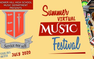 Nower Hill High School Virtual Summer Concert