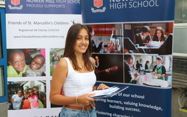 Nower Hill GCSE Results 2020