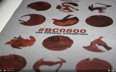 #BC0800 The Virtual Exhibition