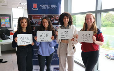 Nower Hill A Level Results 2021