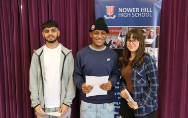 Nower Hill GCSE Results 2021