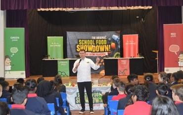 The Original School Food Showdown!