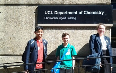 Salters' Institute Festival of Chemistry