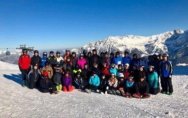 2019 Ski Trip to Austria
