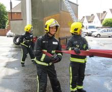 Fire visit6