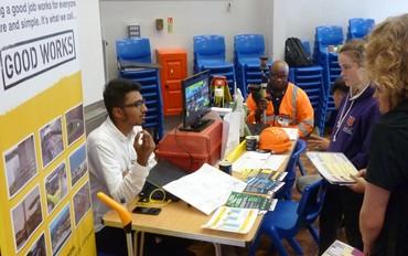 STEM Engineering Careers Fair