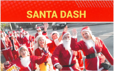 2018 Santa Dash