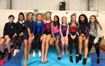 Borough Gymnastics Competition