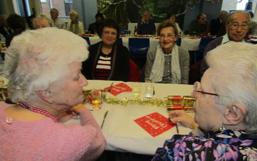 Senior Citizens' Christmas Lunch