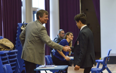 Year 10 1:1 Mock Interview Event