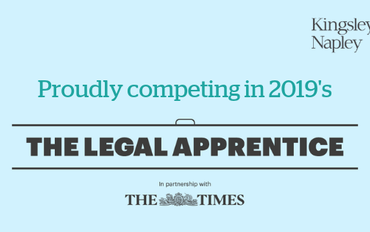 The Legal Apprentice Competition