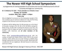 Symposium 16th October 18 JB